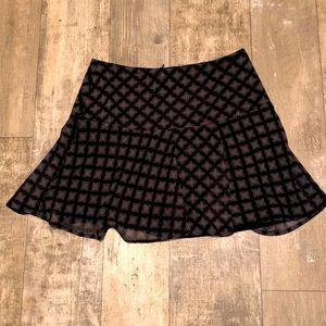 Three Eighty Two Ruffle Skirt